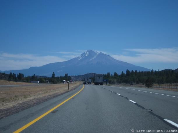 Mt. Shasta.
