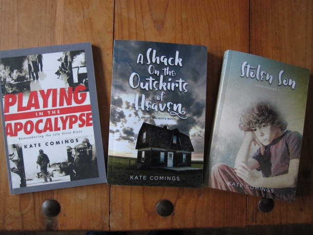 My three books
