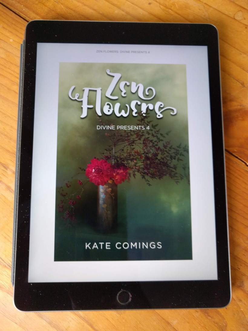 Zen Flowers Kindle